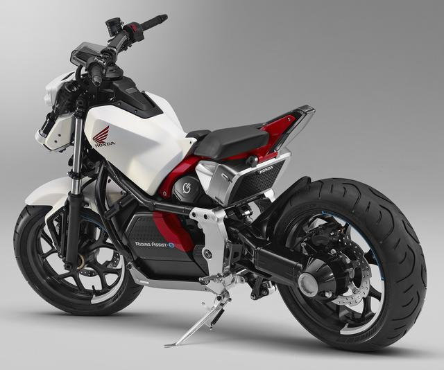 画像3: Honda Riding Assist-e(コンセプトモデル)