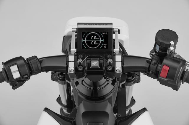 画像4: Honda Riding Assist-e(コンセプトモデル)
