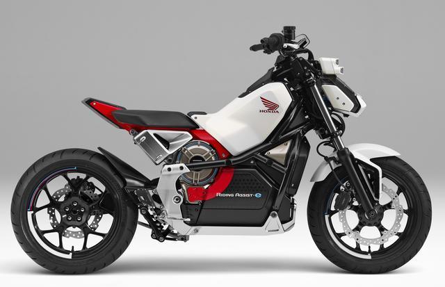 画像2: Honda Riding Assist-e(コンセプトモデル)