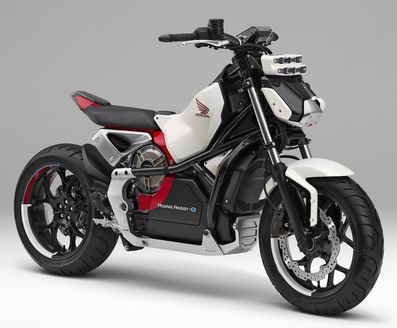 画像1: Honda Riding Assist-e(コンセプトモデル)
