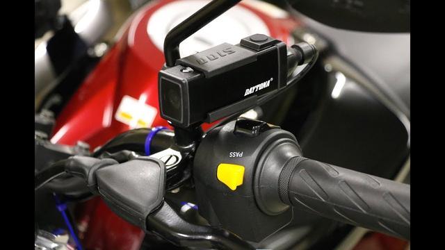 画像: 【オートバイ】バイク専用ドラレコ「デイトナ DDR-S100」を使ってみた! youtu.be
