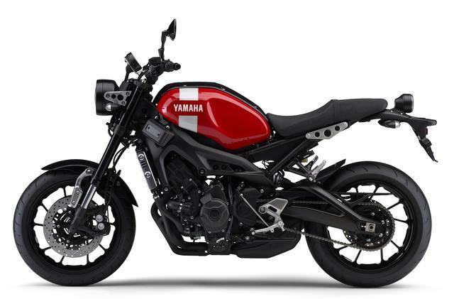 画像4: YAMAHA XSR900 ABS(ビビッドレッドカクテル1)