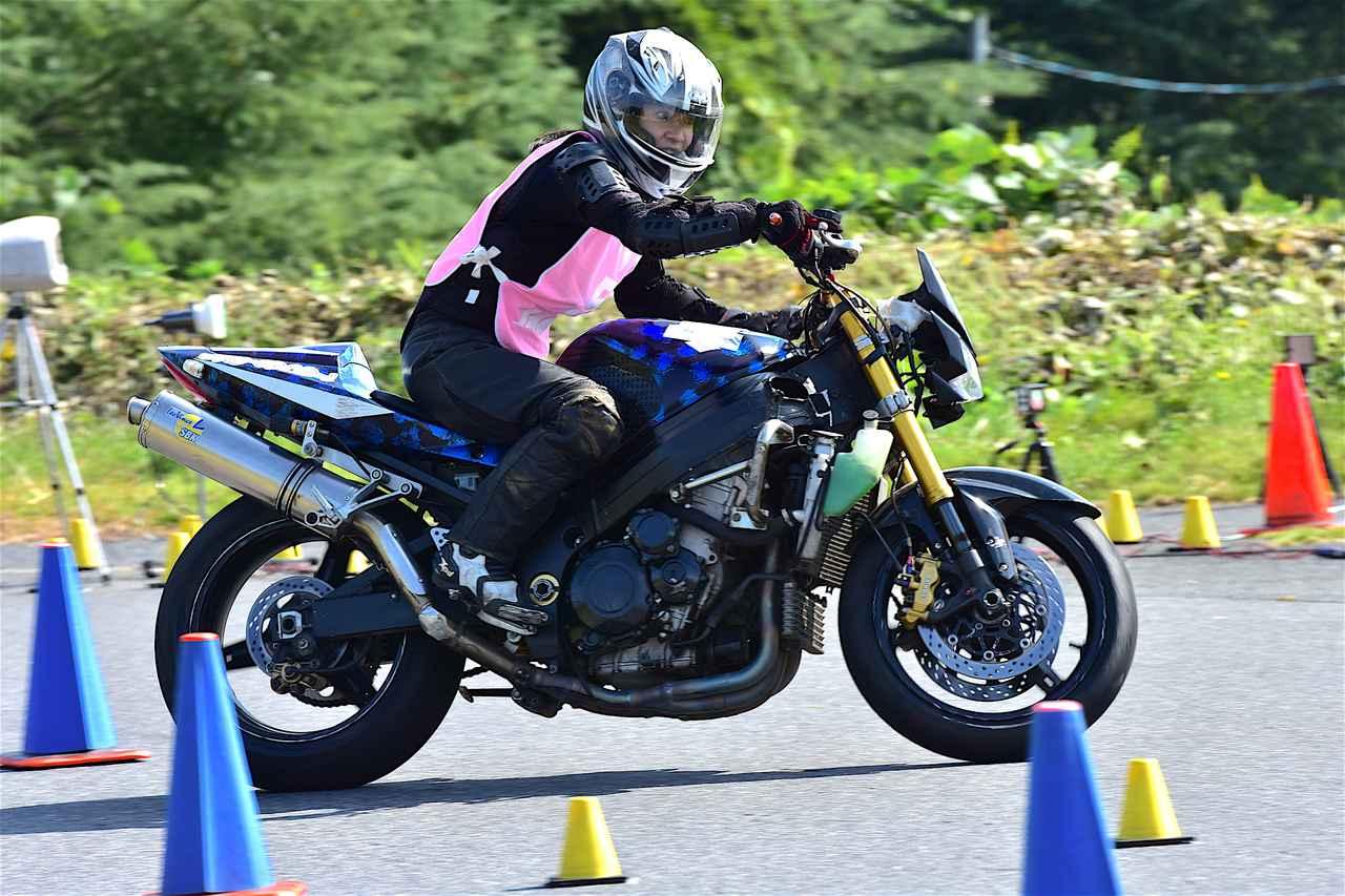 画像: NL級1位・鈴木選手&GSX-R1000 1分56秒875