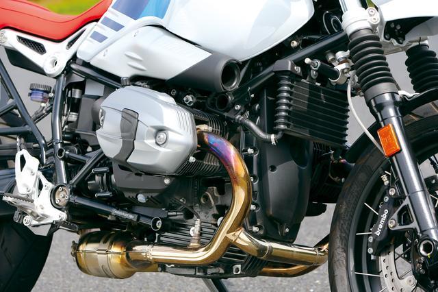 画像: エンジンは熟成を重ねた1169㏄空油冷フラットツイン。DOHC4バルブヘッドを備え、最高出力110PSと十分な力強さも備える。