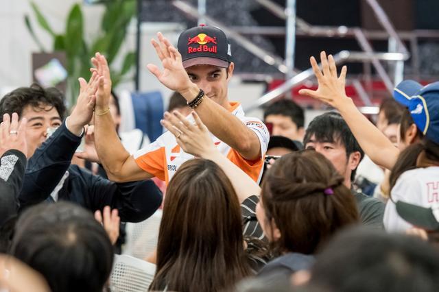 画像3: <日本GP> さぁ始まるぞ!  ~レプソルHONDA 必勝宣言!~