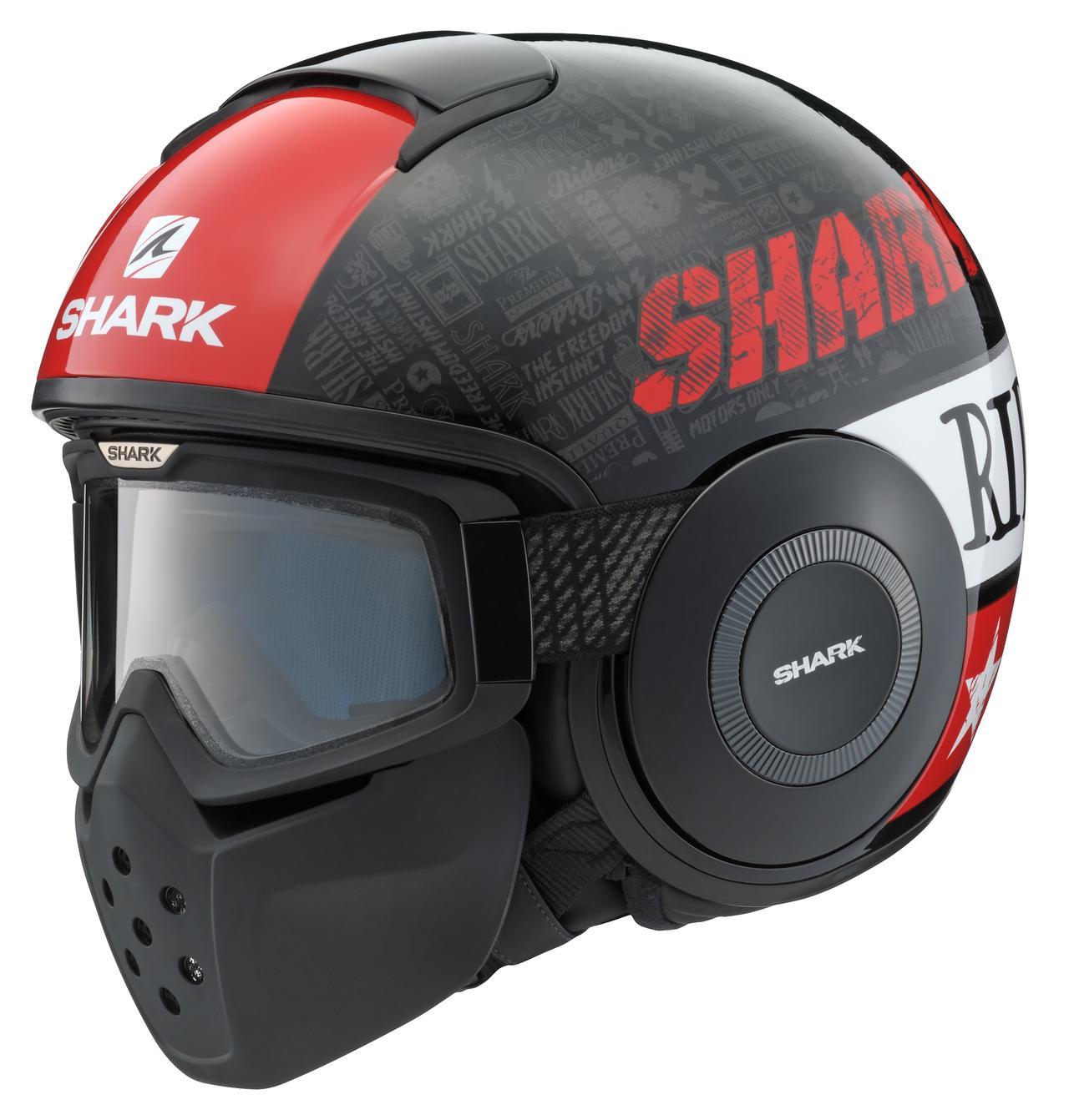 SHARK(シャーク)製ヘルメット...