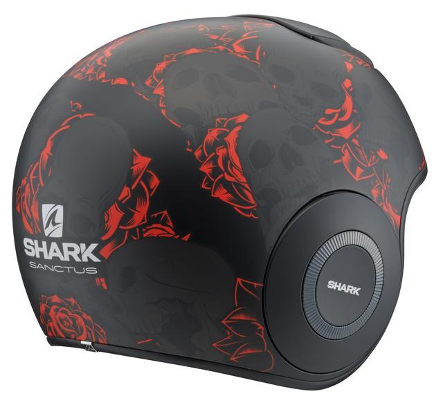 画像2: DRAK SANCTUS BLACKRED ■税抜き価格:3万2000円