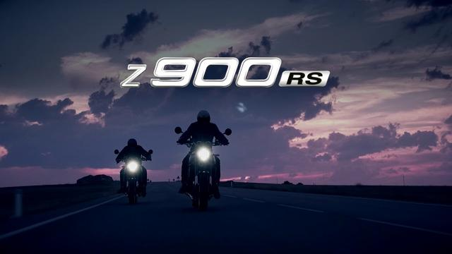 画像: 18MY Z900RS Teaser#2 youtu.be