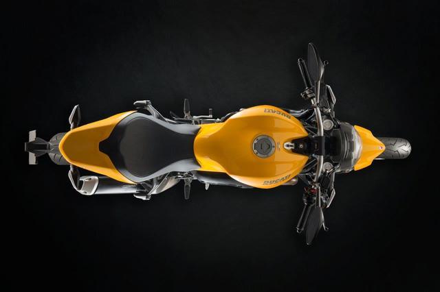 画像4: ドゥカティが新型モンスター821を発表