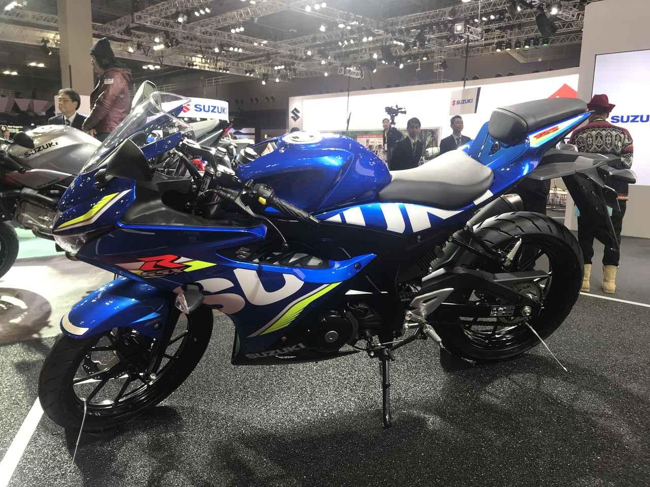 画像: MotoGPカラーがその気にさせる