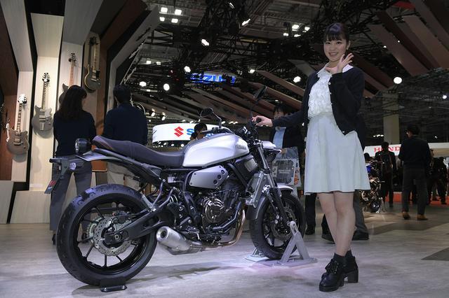 画像: YAMAHAヤマハ XSR700 ABS