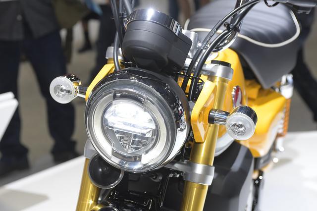 画像11: 【TMS2017】注目のHONDA Monkey125が日本でお披露目!