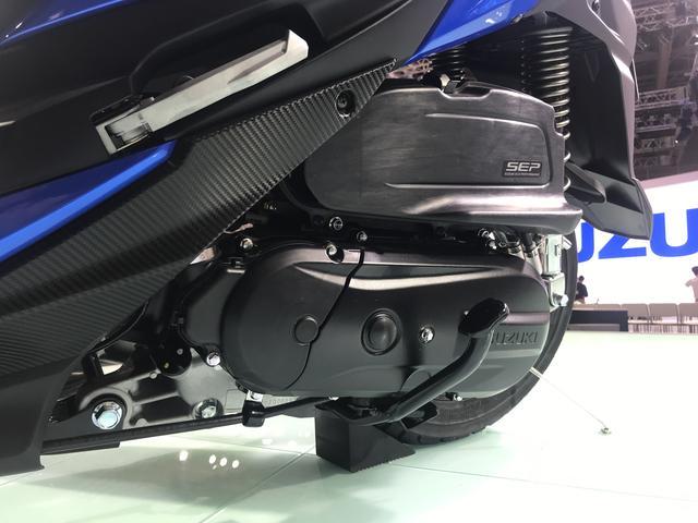 画像: SEPエンジンは新型か⁉︎