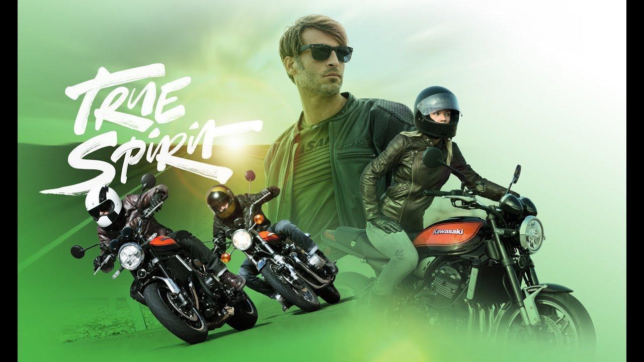画像: Official Kawasaki Z900RS video - True Spirit youtu.be