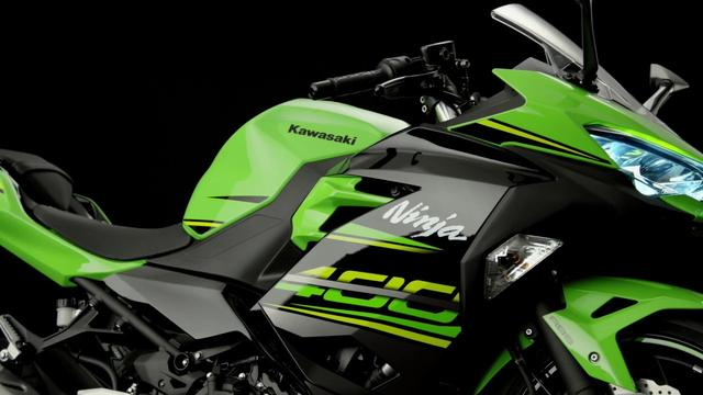 画像: Kawasaki Ninja 400 Studio Video youtu.be