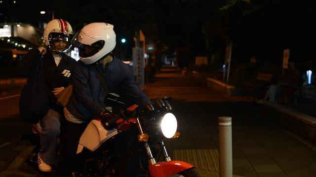 画像4: 大学生がバイクとの出会いで人生が少しずつ変化していくストーリー