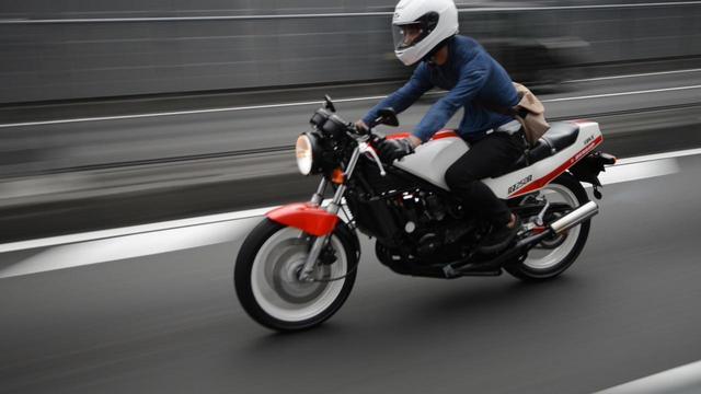 画像3: 大学生がバイクとの出会いで人生が少しずつ変化していくストーリー