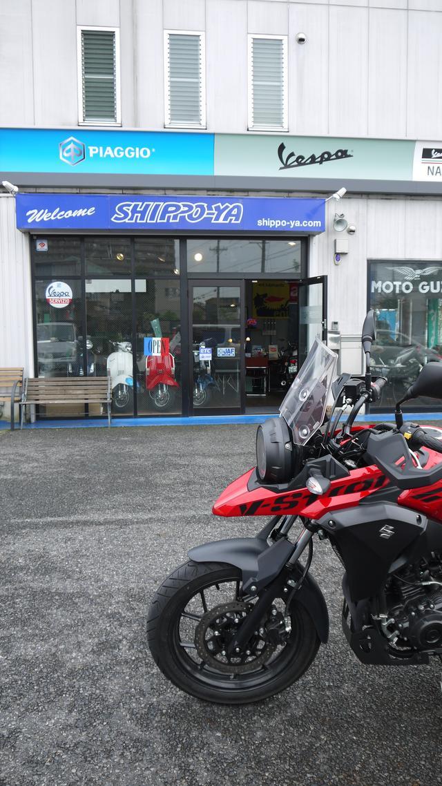 画像: 1週間で3947Km! オートバイと一週間生活『SUZUKI V-Strom250編』5日目