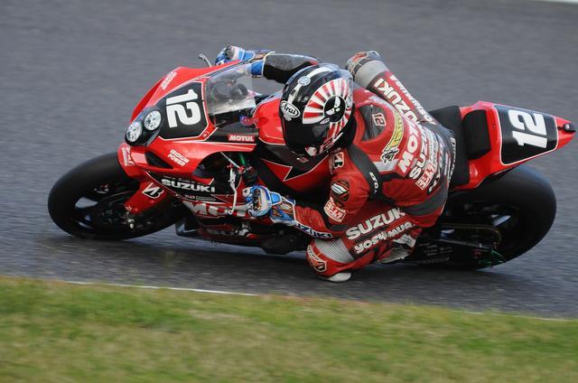 画像: ここまでランキングトップ、しかし今シーズン未勝利の津田 勝ってチャンピオンを決めたい!