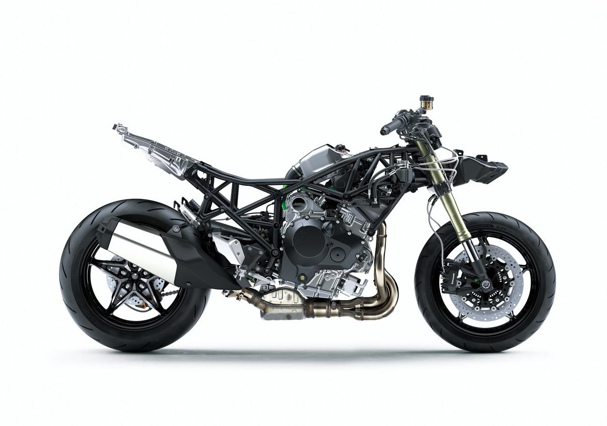画像1: エンジンは全面新設計・バランス型スーパーチャージドユニット。 パワーは200PS(ラムエア過給時210PS)でも扱いやすさが違う!?