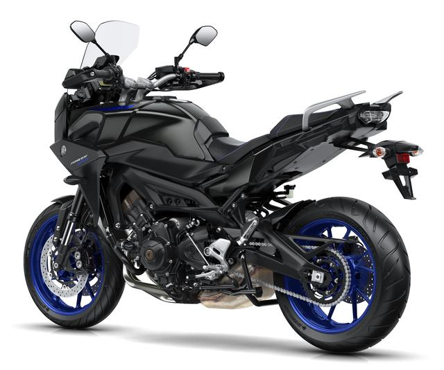 画像3: YAMAHA Tracer 900(Tech Black)