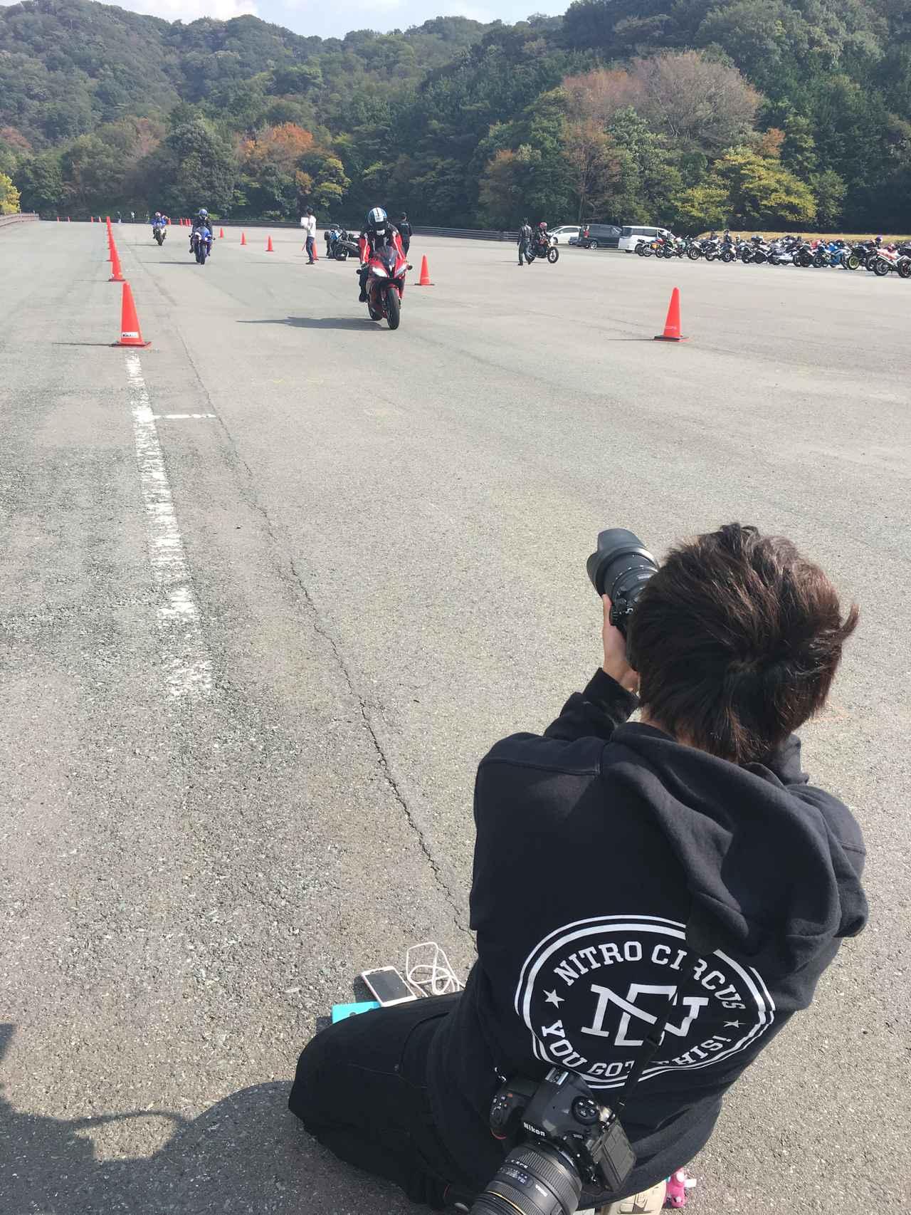 画像2: 11月4日(土)に静岡県袋井市の小笠山総合運動公園 エコパ第9駐車場で開催された、『YZF-R全国ミーティング』に参加してきました!