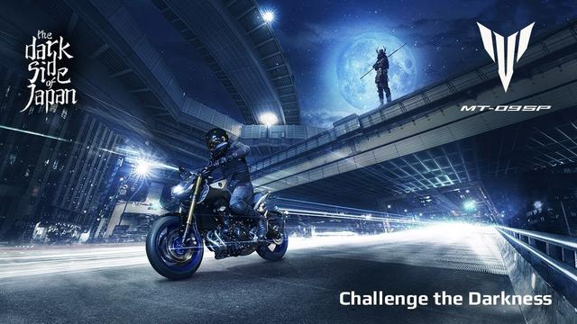 画像: 2018 Yamaha MT-09 SP - Challenge the Darkness youtu.be