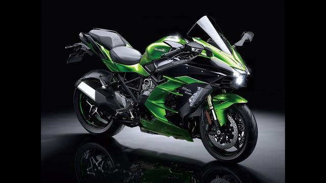 画像: Official Kawasaki Ninja H2 SX Studio Video - Supercharge Your Journey youtu.be