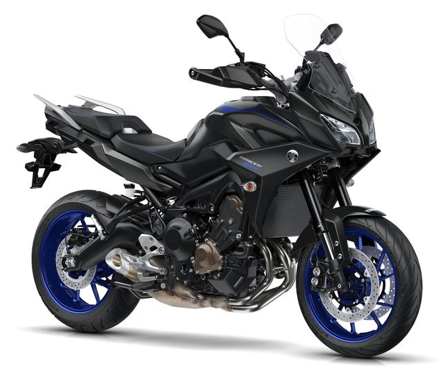 画像1: YAMAHA Tracer 900(Tech Black)