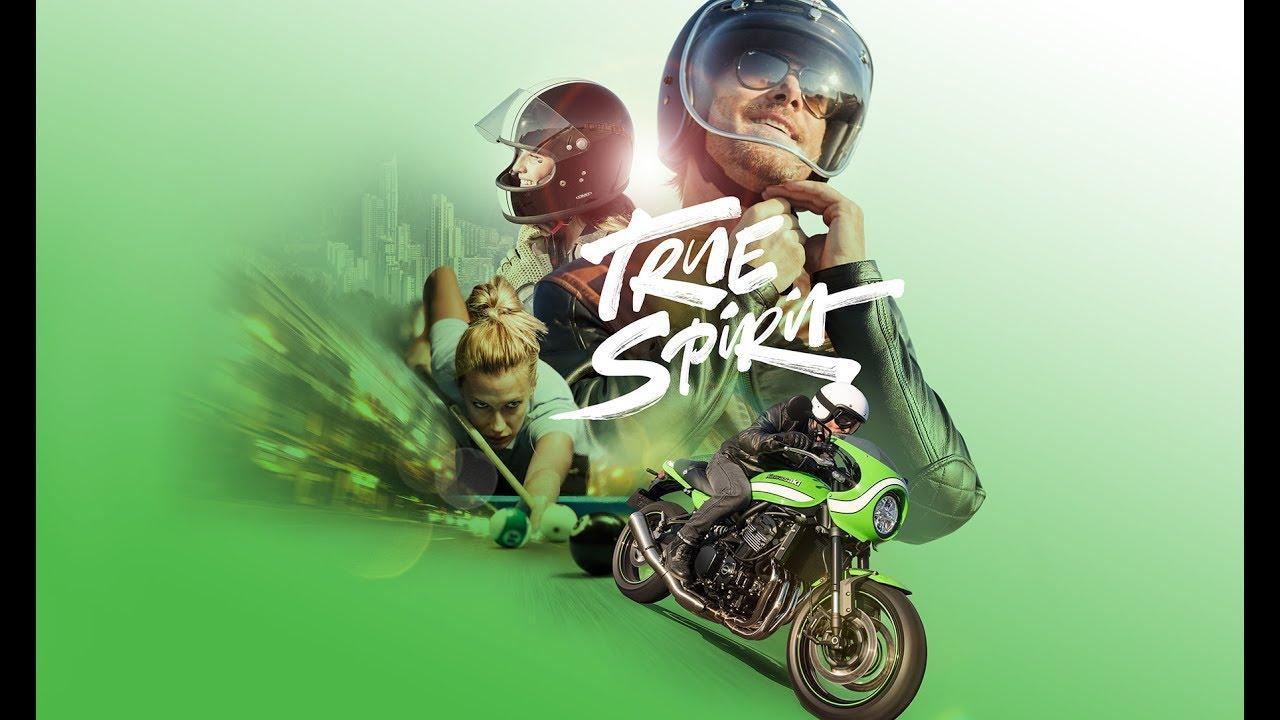 画像: Official Kawasaki Z900RS CAFE video - True Spirit www.youtube.com