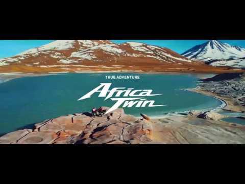 画像: The NEW 2018 Africa Twin Adventure Sports youtu.be