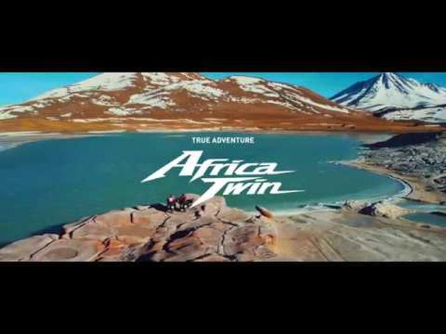 画像: The NEW 2018 Africa Twin Adventure Sports youtu.be