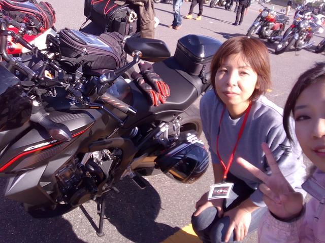 画像2: 【HONDA CBミーティング】に行ってきました!(木川田ステラ)