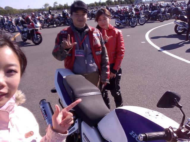 画像6: 【HONDA CBミーティング】に行ってきました!(木川田ステラ)