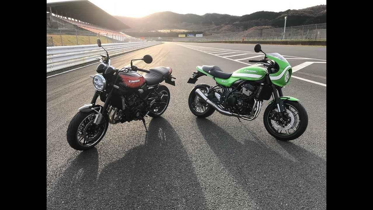 画像: 【オートバイ】カワサキ Z900RSシリーズ を全方位から見てみた youtu.be
