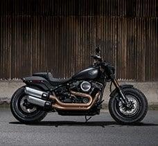 画像: 2018 Fat Bob | Harley-Davidson Japan