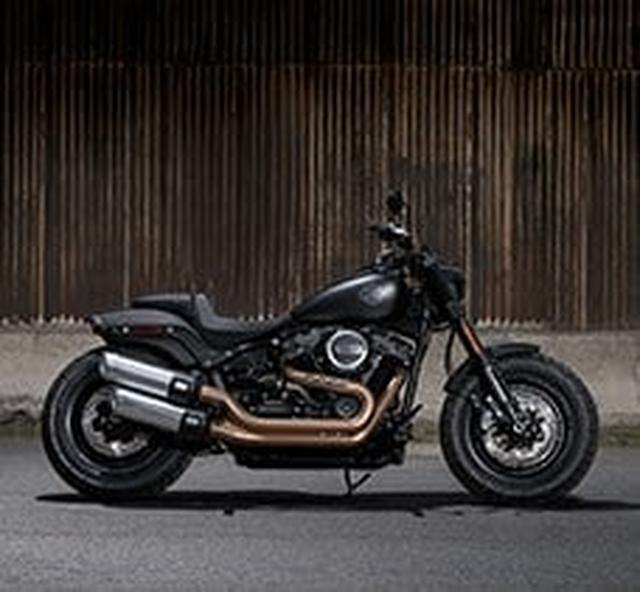 画像: 2018 Fat Bob | Harley-Davidson Japan