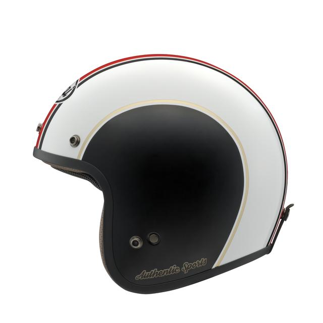 画像3: ベースはアライヘルメットの「CLASSIC MOD」