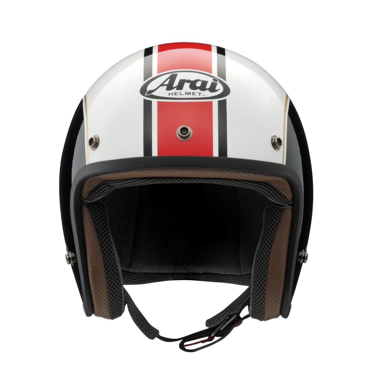 画像1: ベースはアライヘルメットの「CLASSIC MOD」