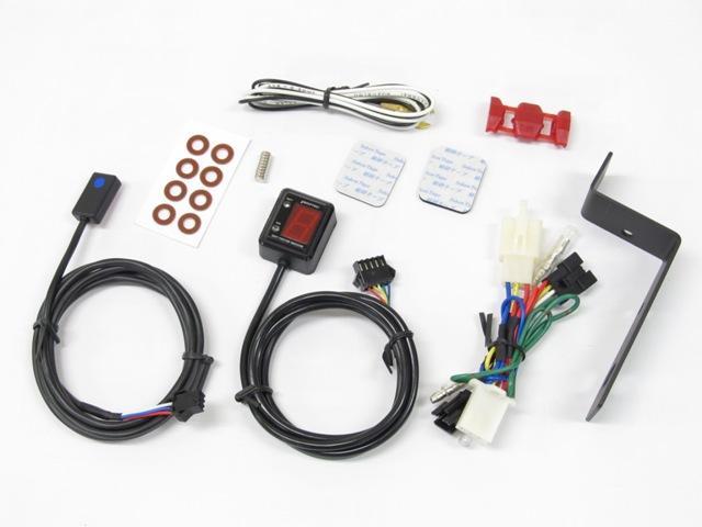 画像2: シフトポジションインジケーターが'93~'01 ZZ-R1100/ZX-11対応に