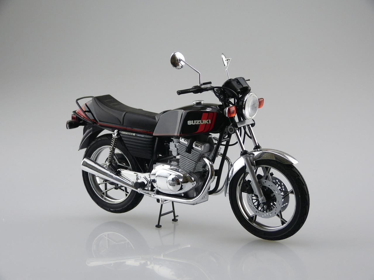 画像1: No.52 スズキ GSX400EⅡ