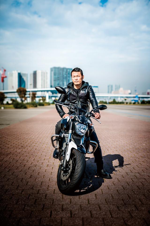 画像: この1年は、生活の半分近くをバイクの練習に注ぎ込んできました