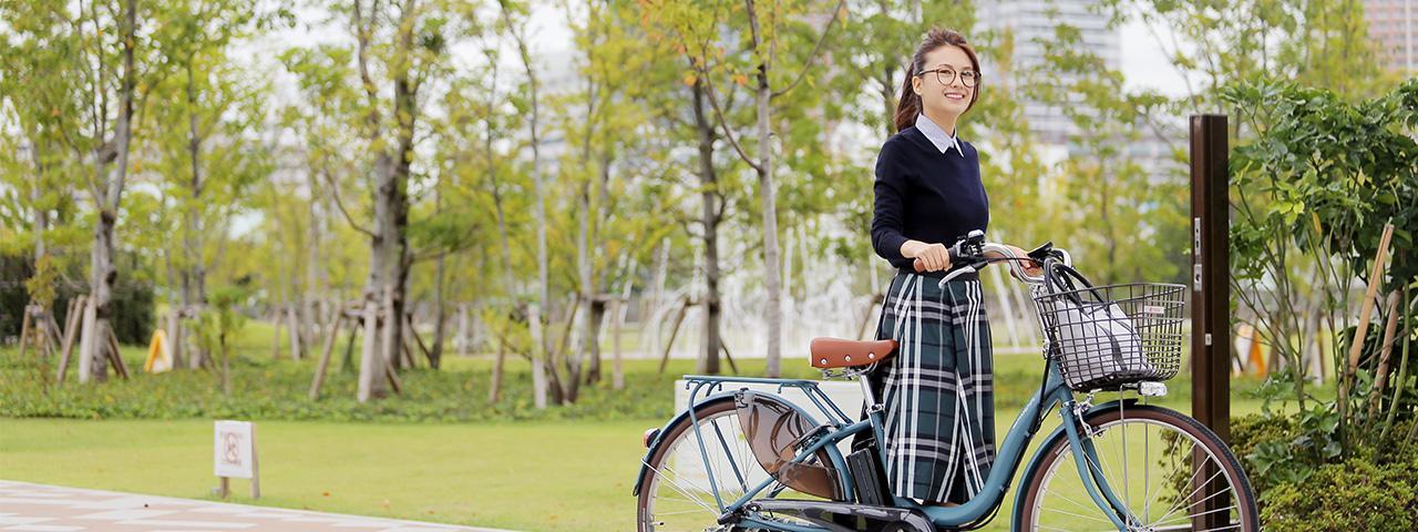 画像: 電動アシスト自転車 PAS/YPJ