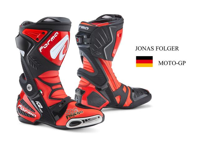 画像: ICE PRO REPLICA LIMITED EDITION 「JONAS FOLGER」