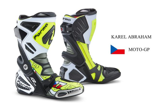 画像: ICE PRO REPLICA LIMITED EDITION 「KAREL ABRAHAM」