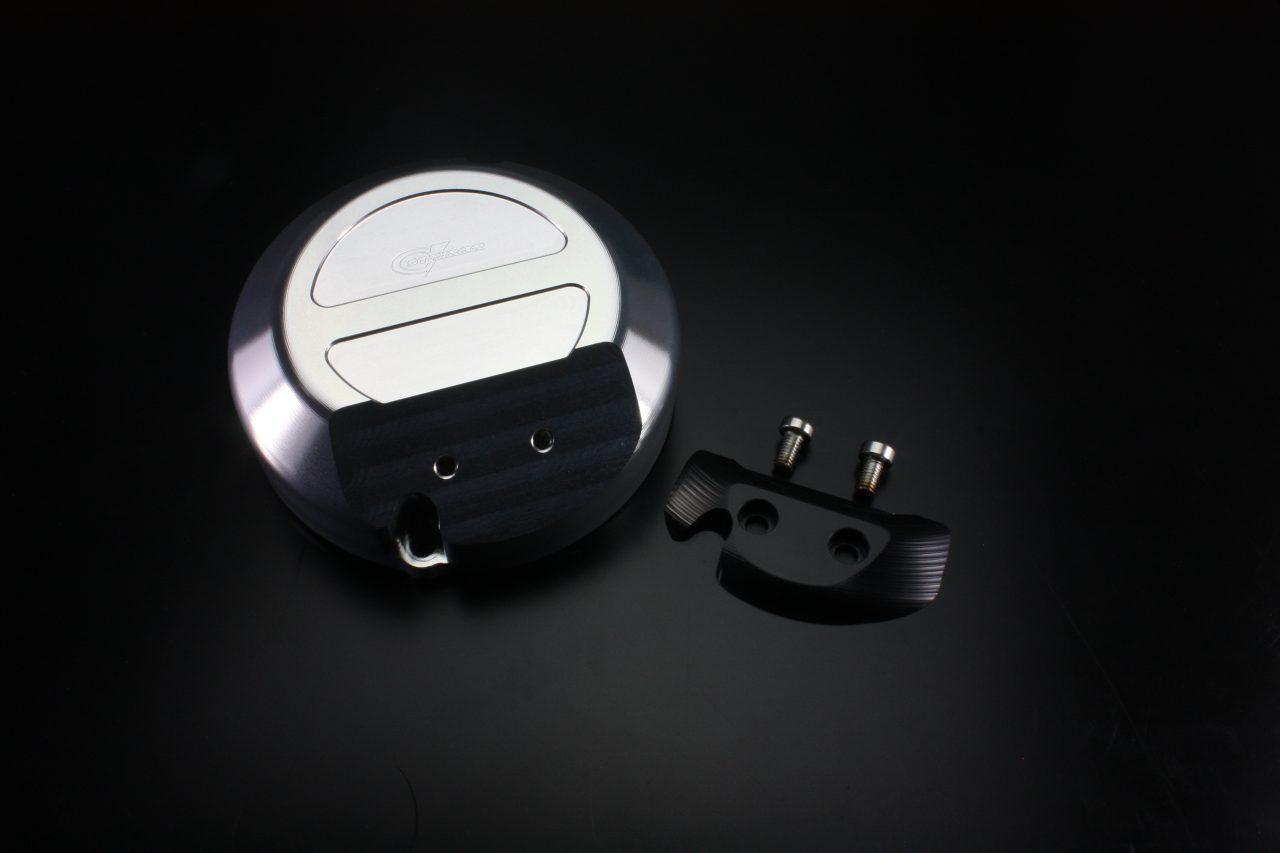 画像: 樹脂製のスライダーはボルト止めなので交換が可能