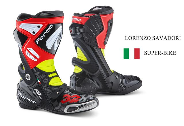 画像: ICE PRO REPLICA LIMITED EDITION 「LORENZO SAVADORI」
