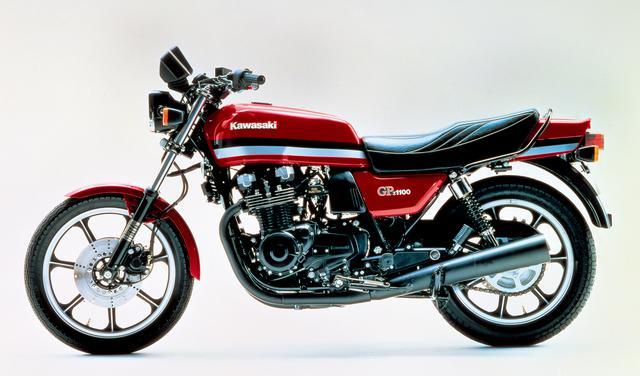 画像: Kawasaki Z1100GP[B1](1981年)