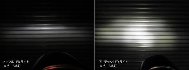 画像: '18 スーパーカブ110 専用 LEDクラシカルヘッドライトkit