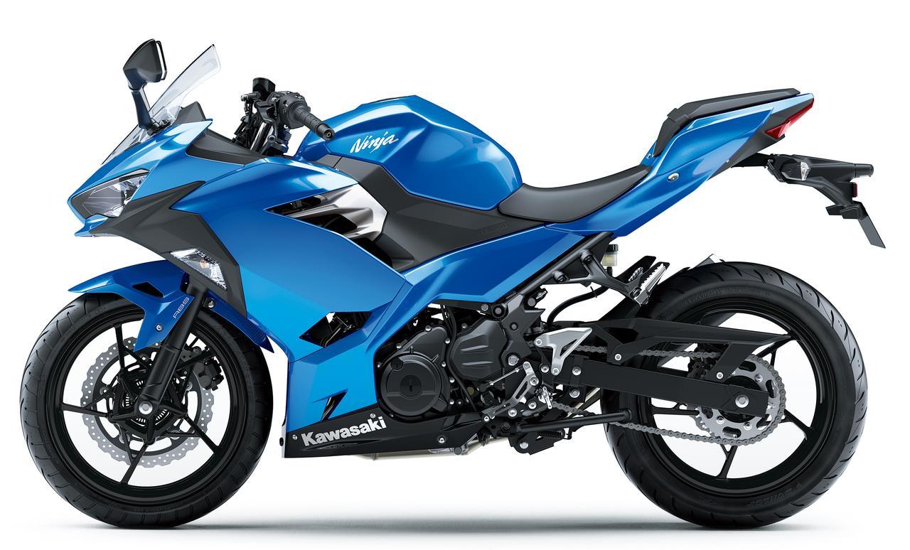 画像3: Kawasaki Ninja 250(キャンディプラズマブルー)■税込価格:629,640円